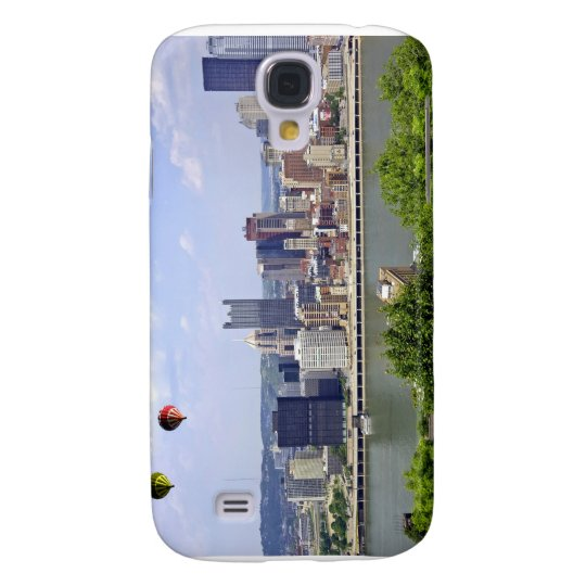 Pittsburgh City Pennsylvania Samsung Galaxy S4 Case