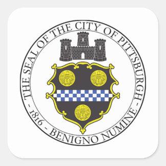 Pittsburgh City Seal