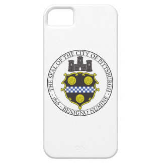 Pittsburgh City Seal iPhone 5 Covers