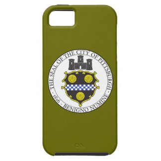 Pittsburgh City Seal iPhone 5 Case