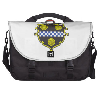 Pittsburgh Coat of Arms Bag For Laptop