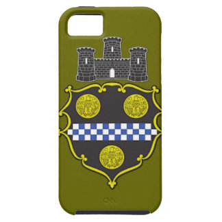 Pittsburgh Coat of Arms iPhone 5 Cover