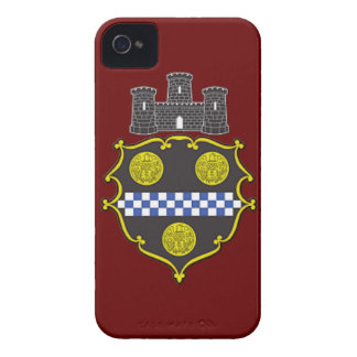 Pittsburgh Coat of Arms iPhone 4 Case-Mate Cases