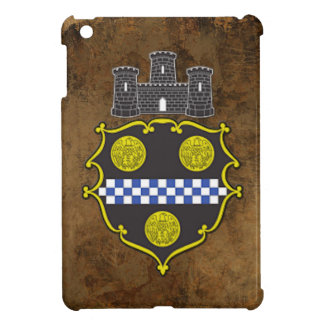 Pittsburgh Coat of Arms iPad Mini Cases