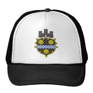 Pittsburgh Coat of Arms Trucker Hat