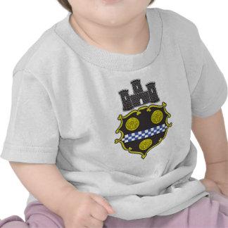 Pittsburgh Coat of Arms Tee Shirt