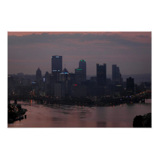 Pittsburgh Dawn (Reprise) Poster