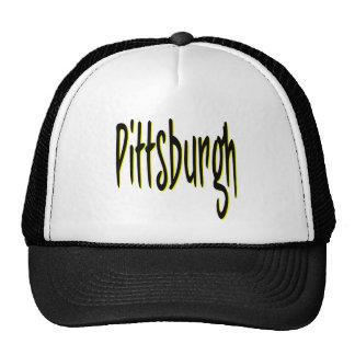 Pittsburgh Design 2 Trucker Hat