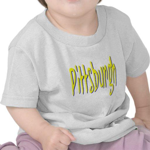 Pittsburgh Design 8 T-shirt