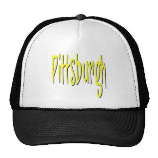 Pittsburgh Design 8 Trucker Hat