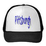 Pittsburgh Design 9 Trucker Hat