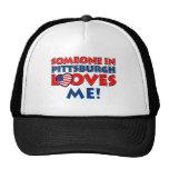 pittsburgh designs hat