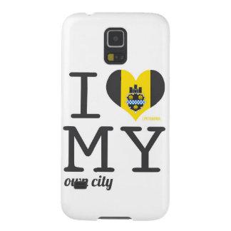 Pittsburgh el | Pennsylvania Carcasa Para Galaxy S5