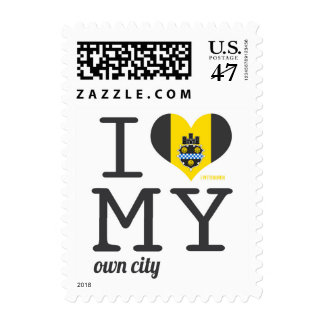 Pittsburgh el | Pennsylvania Sello Postal
