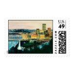Pittsburgh en la oscuridad sello