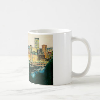 Pittsburgh en la taza de la oscuridad