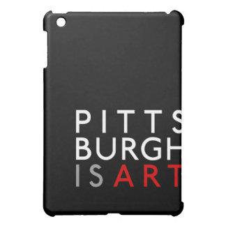 Pittsburgh es caso del iPad del arte