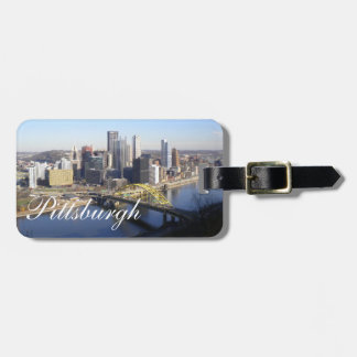 Pittsburgh Etiquetas Maletas