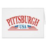 Pittsburgh Felicitacion