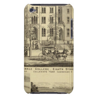 Pittsburgh Female College Pittsburgh iPod Touch Cases