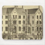 Pittsburgh Female College Pittsburgh Mouse Pad