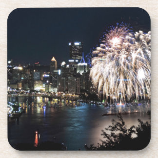 Pittsburgh Fireworks Coaster