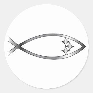 Pittsburgh Fish Sticker
