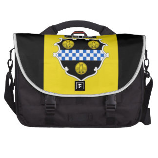 Pittsburgh Flag Commuter Bags