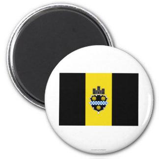 Pittsburgh Flag Magnet