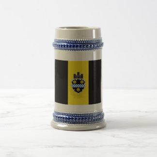 Pittsburgh Flag Mug