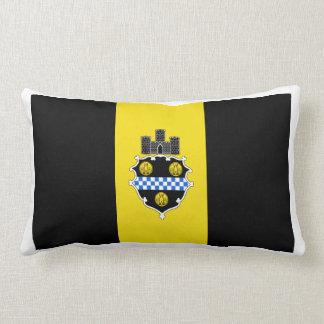 Pittsburgh Flag Throw Pillows