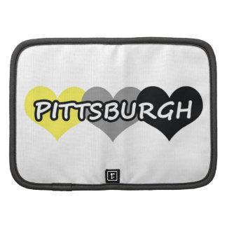Pittsburgh Organizadores