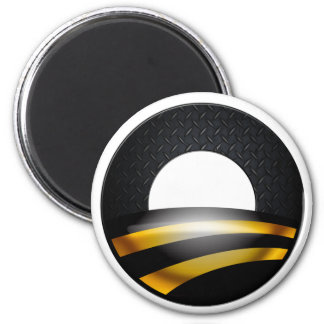 Pittsburgh for Obama 2 Inch Round Magnet