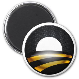 Pittsburgh for Obama Refrigerator Magnet