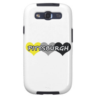 Pittsburgh Galaxy SIII Protectores