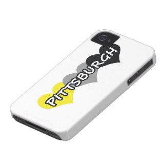 Pittsburgh iPhone 4 Carcasas