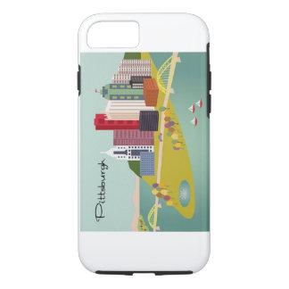 Pittsburgh Funda iPhone 7