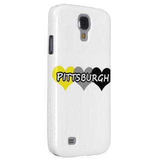 Pittsburgh Funda Samsung S4