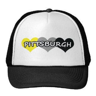 Pittsburgh Gorros