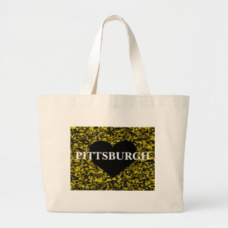 Pittsburgh Heart Bag