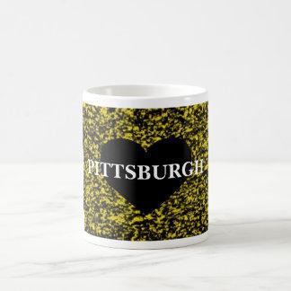 Pittsburgh Heart Coffee Mug