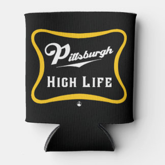 Pittsburgh High Life Can Cooler