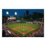 Pittsburgh imprime la opinión de la noche del béis fotografías