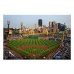Pittsburgh imprime la opinión del béisbol fotografías