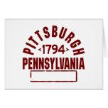 Pittsburgh inc. felicitacion