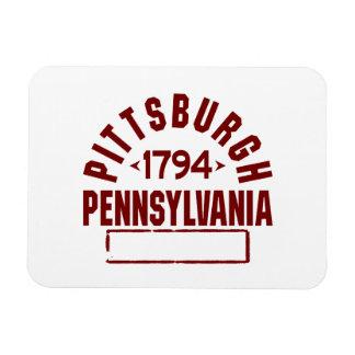 Pittsburgh INC Magnet
