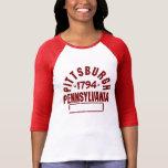 Pittsburgh inc. tee shirts