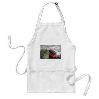 Pittsburgh Incline Plane Adult Apron