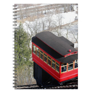 Pittsburgh Incline Plane Notebook