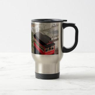 Pittsburgh Incline Plane Travel Mug